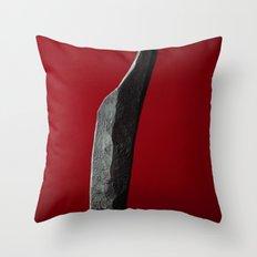 Steel Throw Pillow