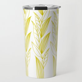 Eternity in Gold Leaf II Travel Mug