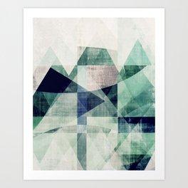 art, wall art, home decor, abstract prints, large prints, abstract print, geometric wall art, modern Art Print