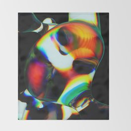 Dispersion Throw Blanket