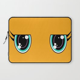 Not Amused Laptop Sleeve