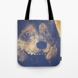 Horrible Dog Tote Bag