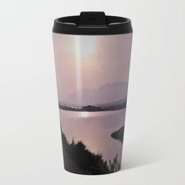 evening at sea Travel Mug