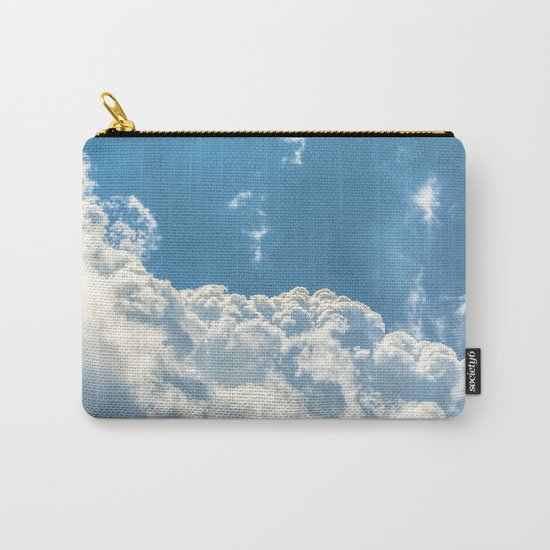 Floating on Air Carry-All Pouch
