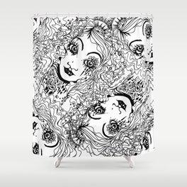 Queen- The forgotten sister Shower Curtain