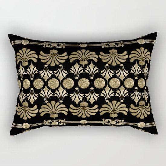 Ornamental Pattern 6 Rectangular Pillow