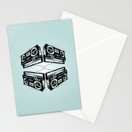 MC Grizzly's Humble Beginnings Stationery Cards