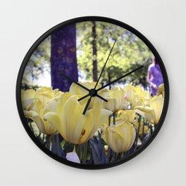 Tourism Wall Clock