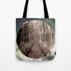 real world maze Tote Bag