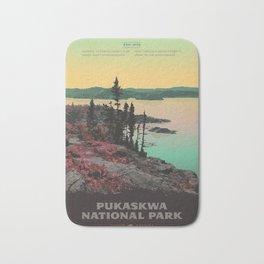 Pukaskwa National Park Bath Mat