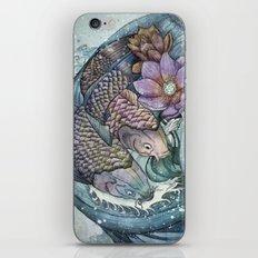 Cyan iPhone & iPod Skin