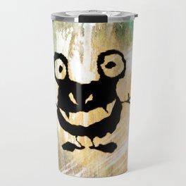 Crazy little Monster Travel Mug