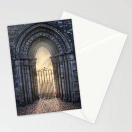 When the sun wakes up Stationery Cards