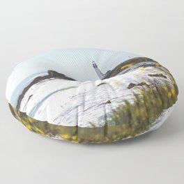 Springtime On The West Coast Floor Pillow