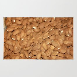 Peeled Almonds From Datca Rug