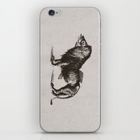 carnival iPhone & iPod Skins featuring Carnival by sustici
