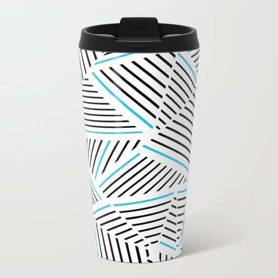 Ab Linear with Electric Metal Travel Mug