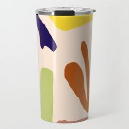 Color Study Matisse Inspired Travel Mug