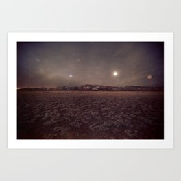 Explorations with Space: No. 2 Art Print