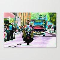 entourage Canvas Prints featuring Entourage by Shalisa Photography