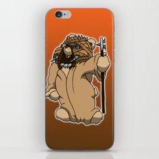 tusken bear iPhone & iPod Skin