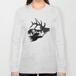 THE ELK AND THE BEAR Long Sleeve T-shirt