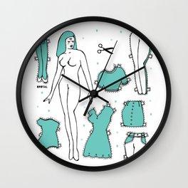 JUANA Wall Clock