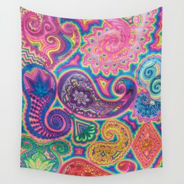 Goniochromism Wall Tapestry