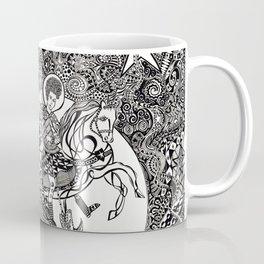 Saint George's Moon (Luna di San Giorgio) Coffee Mug