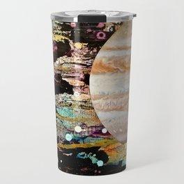 Reaching for Jupiter Travel Mug