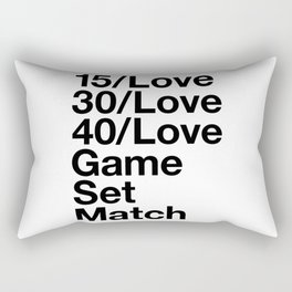 TENNIS Rectangular Pillow