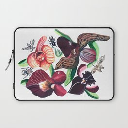 Orchid Cafe Laptop Sleeve