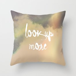 Look up more Throw Pillow