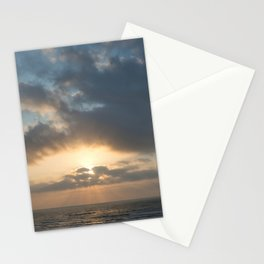 South Padre Island Sunrise 4 Stationery Cards