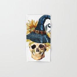 Skull 05 Hand & Bath Towel