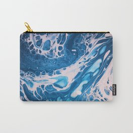 Glossy Currents 1 Carry-All Pouch