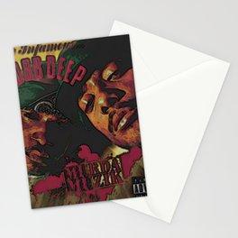 Mudra Muzik Album Cover / Mobb Deep Stationery Cards