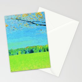 Green Acres Stationery Cards