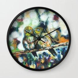 Paparazzi Lights Wall Clock