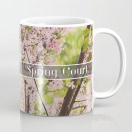 Spring Court Coffee Mug
