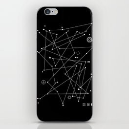 Raumkrankheit iPhone Skin