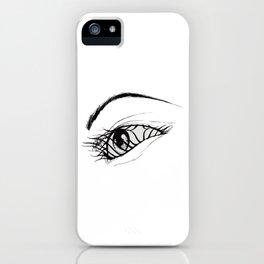 Aeon Flux iPhone Case