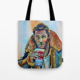 Tom Hardy Tote Bag