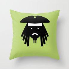 sparrow Throw Pillow