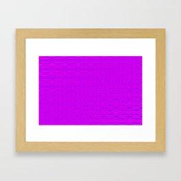 0108 Patternwall  3 Framed Art Print