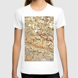 Kashmir Gold Granite T-shirt