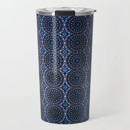 INSIDEOUT/Dark Blue Travel Mug