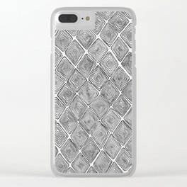 madness Clear iPhone Case