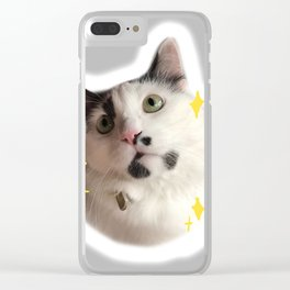 kira kira  Nala Clear iPhone Case