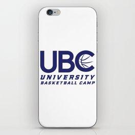 UBC Logo iPhone Skin